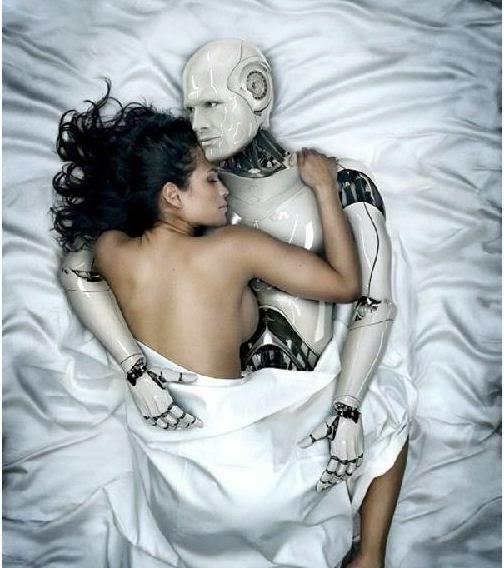 """""""Robot El futuro de la sexualidad"""" Analisis con la Doctora"""