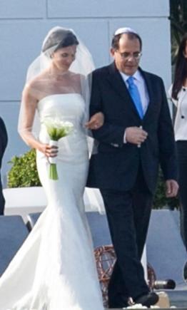 Christina juras wedding
