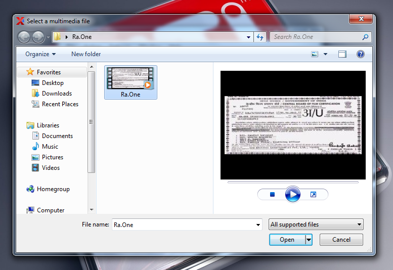 convert any video extension to dvd d3xt0p cr3w