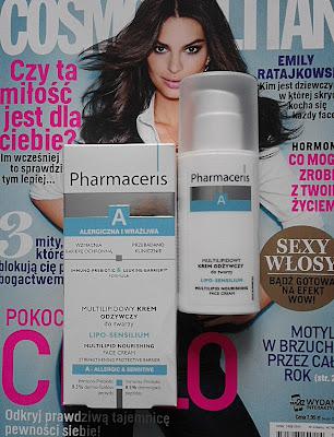 Pharmaceris multilipidowy krem odżywczy :)