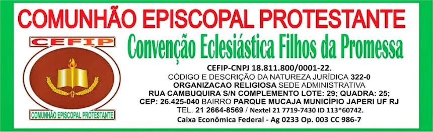 COMUNHÃO EPISCOPAL PROTESTANTE - CEFIP