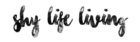 Shy Life Living