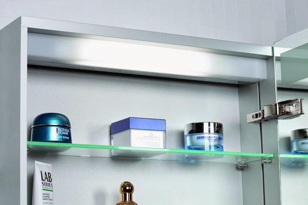 Зеркальные шкафы и зеркала Puro