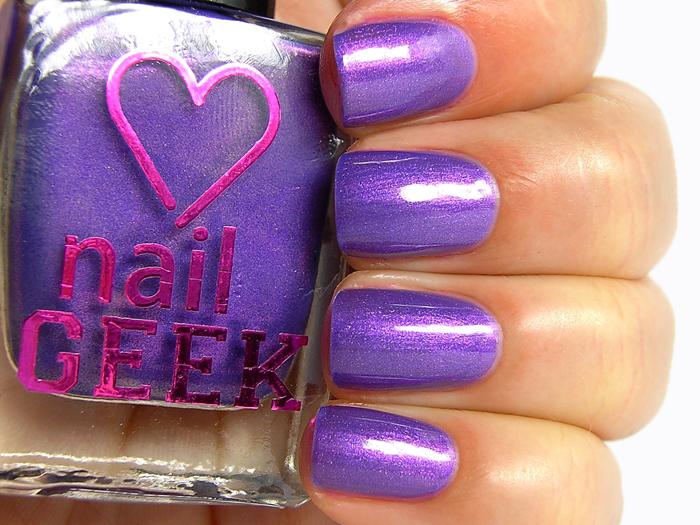 I Heart Makeup Nail Geek - Extravagance