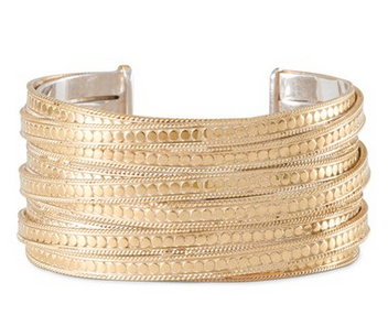 Anna Beck 'Timor' Twisted Cuff Bracelet