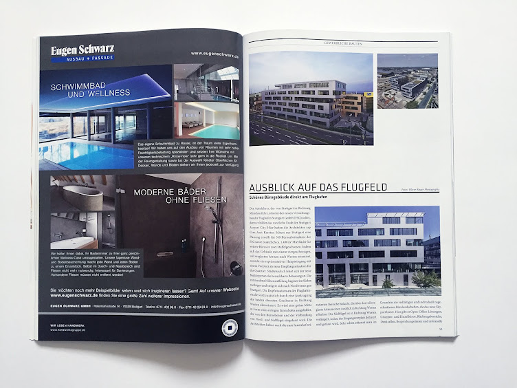 Cube 3/2016 Skyport asp Architekten