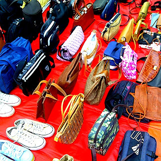 JOHO Car Boot Sale x Monsoon Mayhem 2013