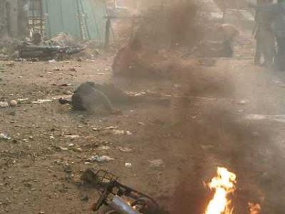 BREAKING NEWS- Bomb Blast At St Theresa's Catholic Abuja. 2