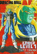 Dragon Ball AF: KRODER (RENEGADE DEMONIAC SAIYAJIN)