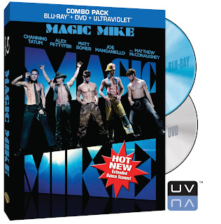 Magic Mike Blu-ray