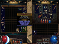 Path of Exile - Rare Item