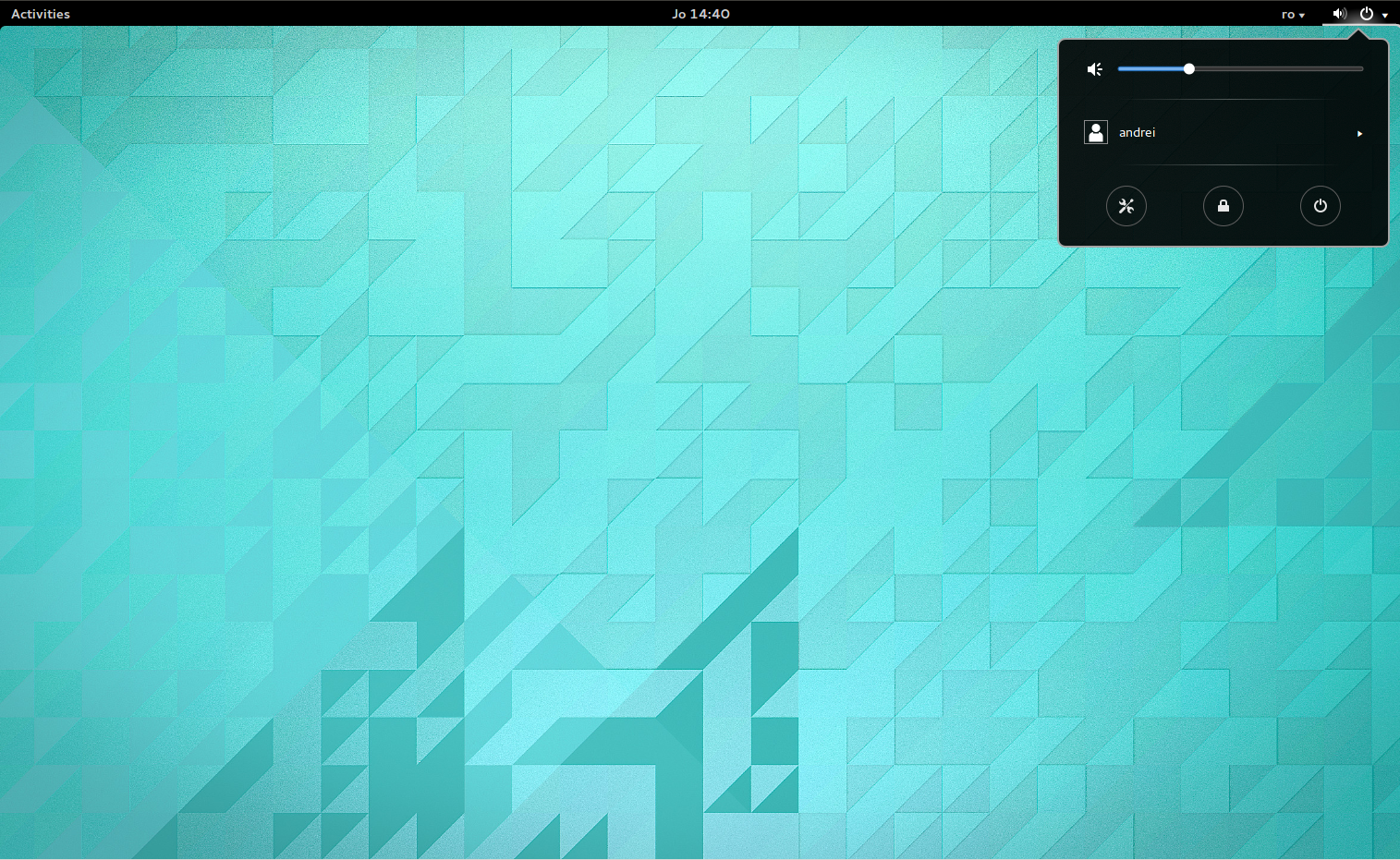 Ubuntu 14.04 LTS desktop