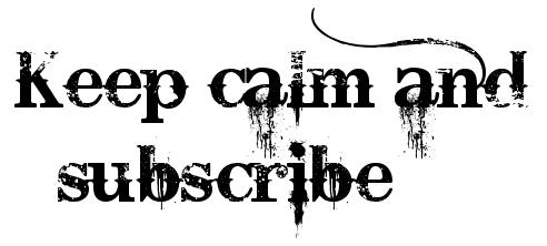 Keep Calm & Subscribe