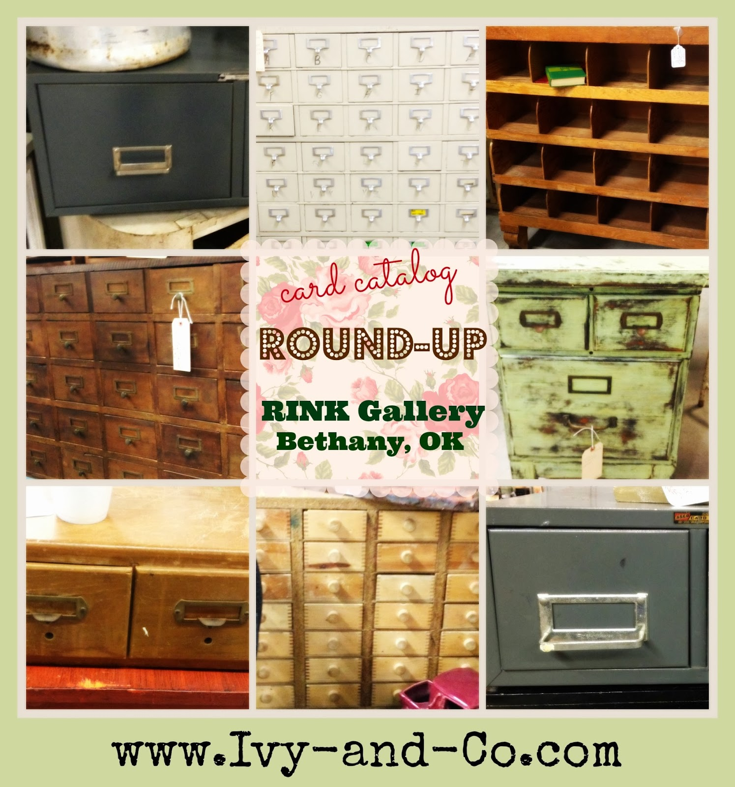 card catalog collection