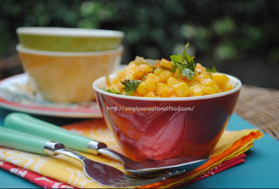 simply.food: Smoky Grilled Corn-Secret Recipe Challenge 19th August ...