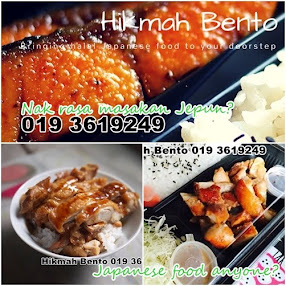 Japanese Food / Makanan Jepun