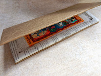 JeanineDesigns Read Write Bookmark in Book Box