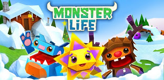 Android Games - Monster Life Mod APK+DATA