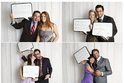 Paso paso que me caso photocall y photo booth - Photocall boda casero ...