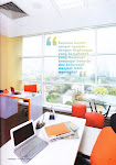 Ardena Business Centre on RESIDENCE Magazine. Nov'12 edition.