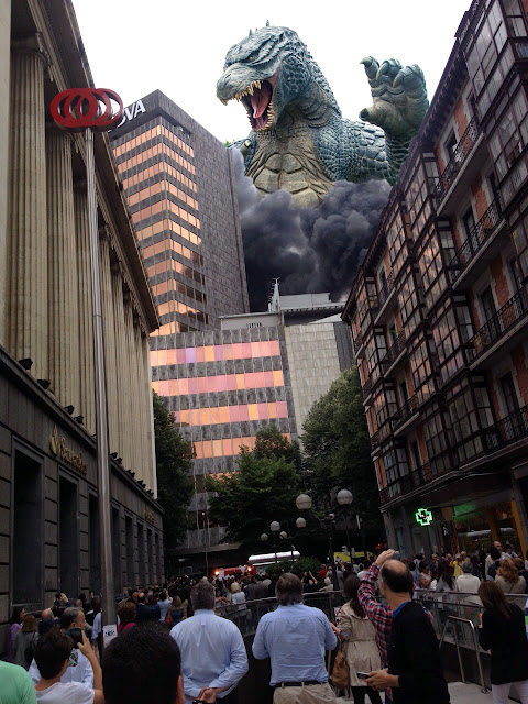 paisaje humano, incendio,El Corte Inglés,memes