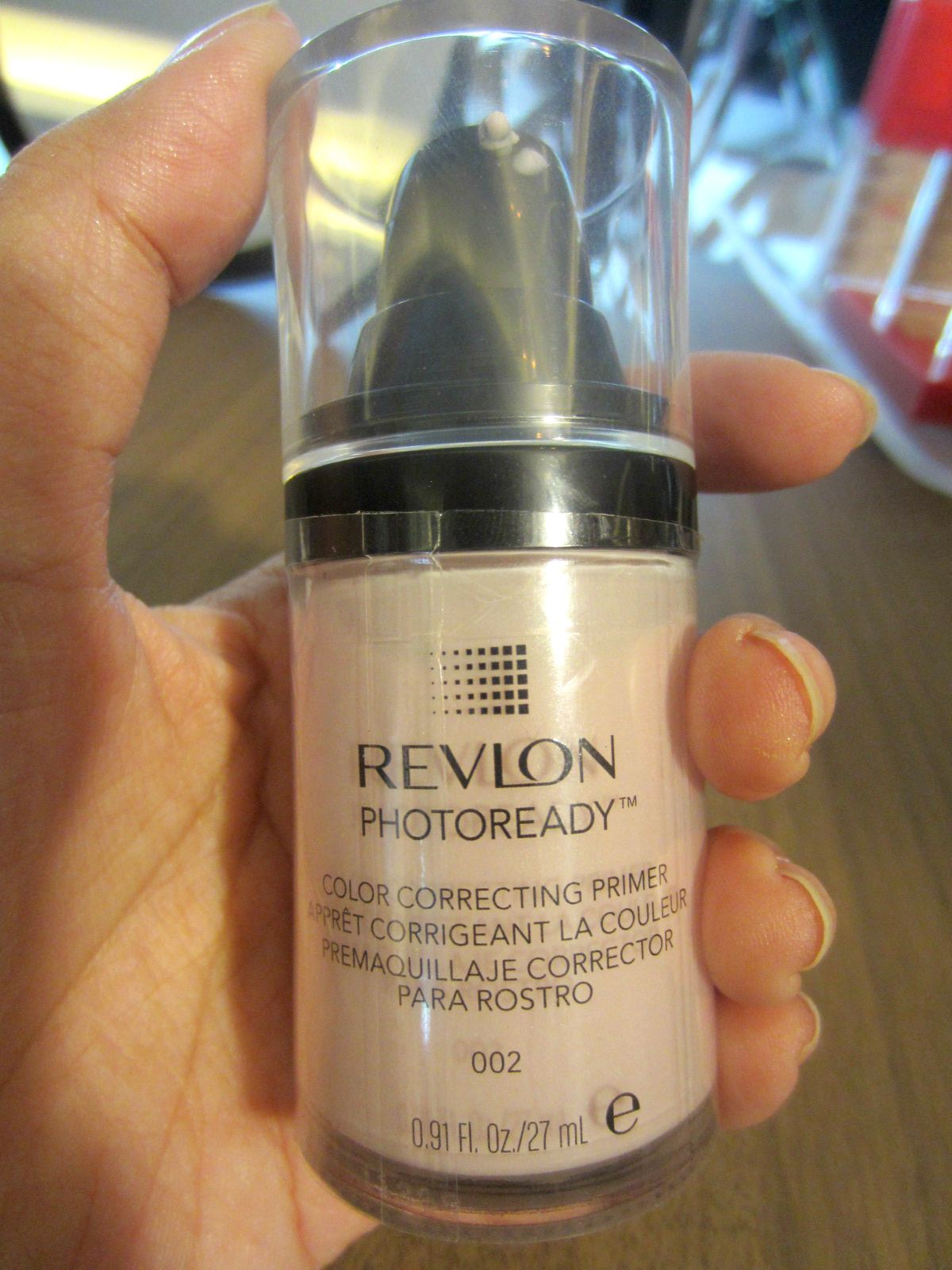 Revlon Ready Airbrush Mousse Makeup