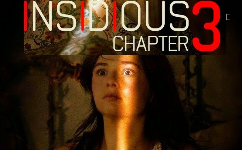 insidious chapter 3 stefanie scott wallpapers - New Behind the Scenes Insidious Chapter 3 Images
