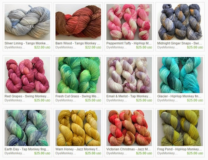 Knit up dye podcast yarn knitting patterns 2015 dont forget still celebrating the grand opening be sure to use coupon code gomonkey15 for 15 off your order fandeluxe Images