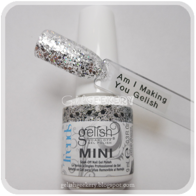 Gelish Trends Swatch: Am I Making You Gelish?