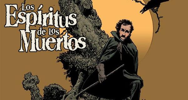 Los Espiritus de los Muertos, de Richard Corben [Reseña]