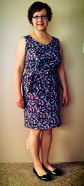 The Kate Dress, pattern by Seamingly Smitten