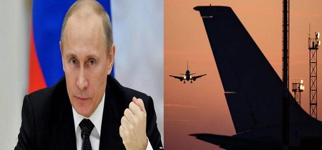 قر ار عاجل و خطير الآن من بوتين بعد سقوط طائرة روسية في مصر