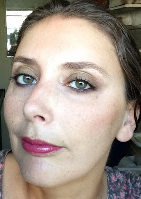 New Dior Addict Lipstick: full face picture wearing Fashion Night #881