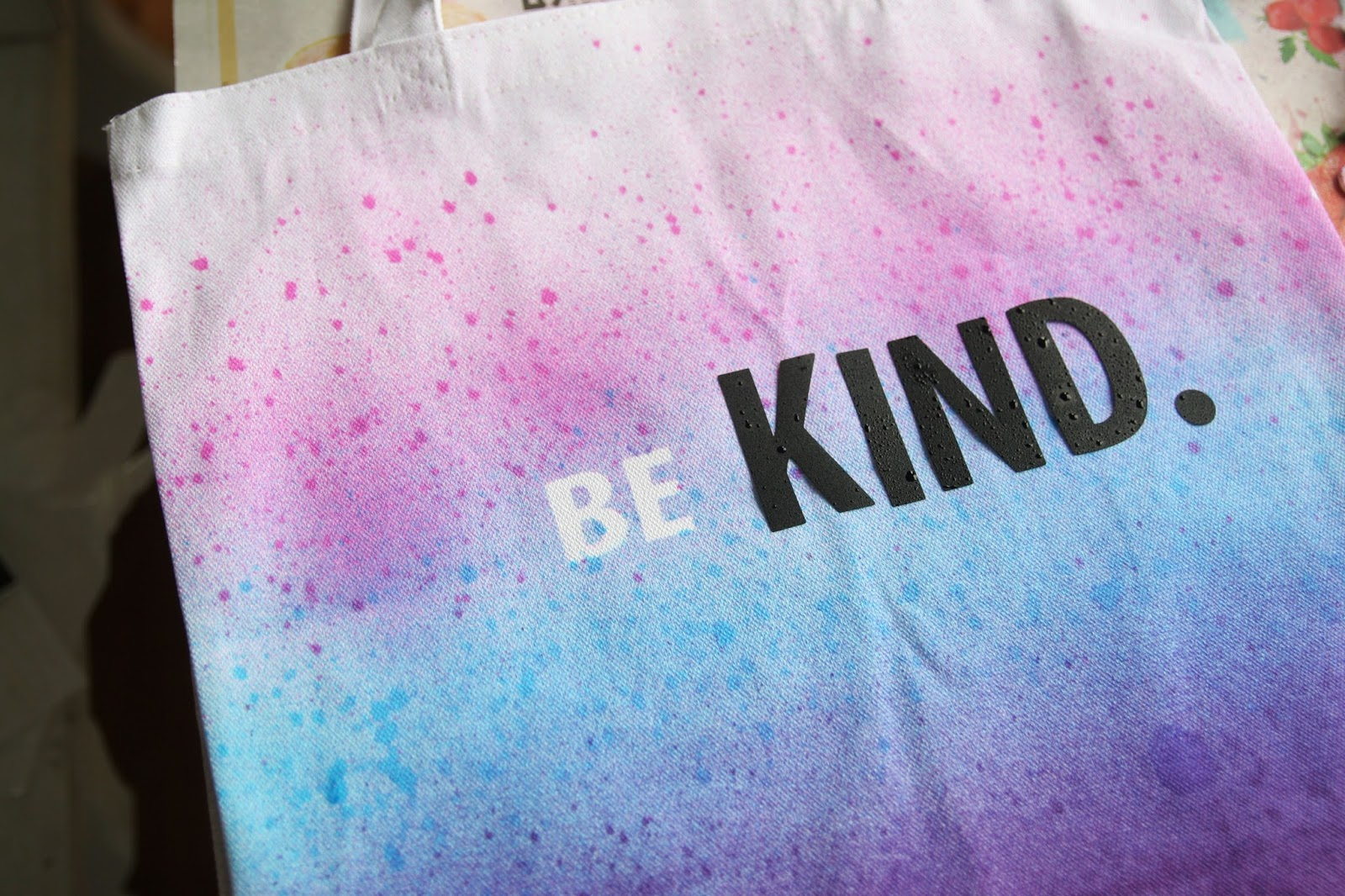 Tie Dye Sprayed Canvas Bags Homemade Ginger