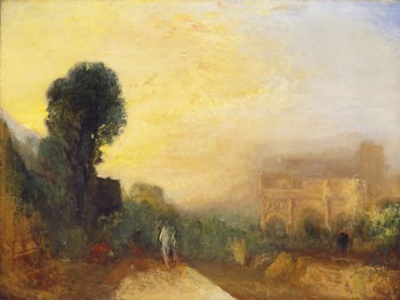 William Turner, Arco di Costantino