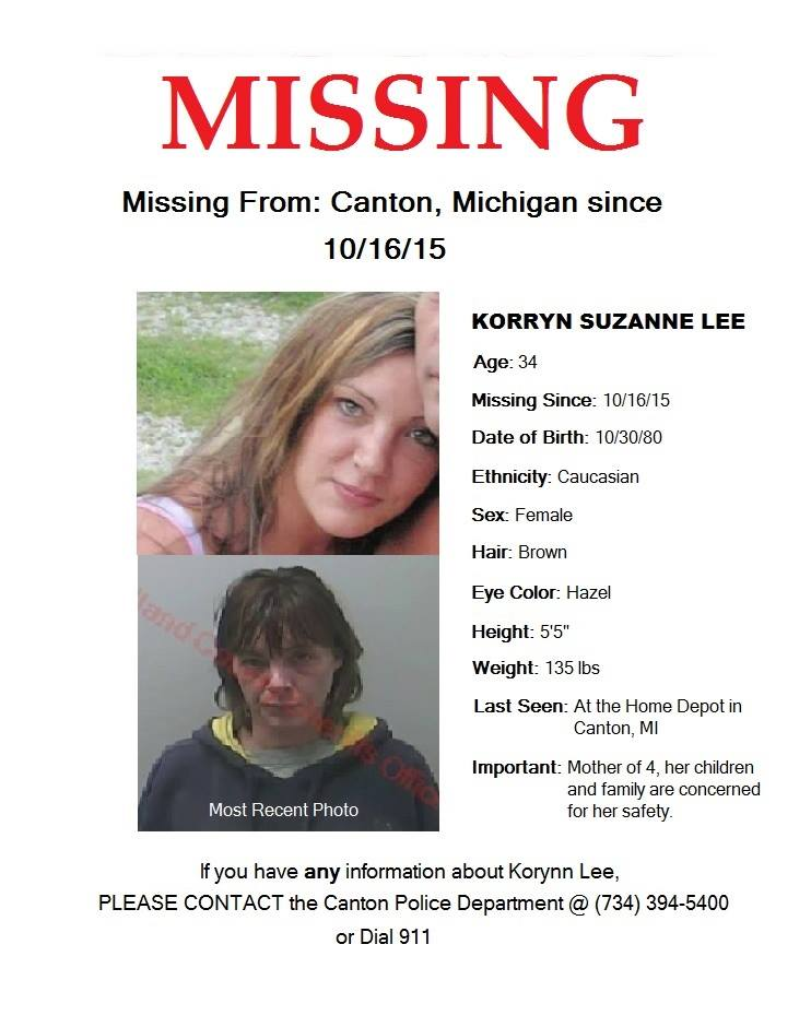 Mother Of Four Goes Missing From Michigan Found Missing Persons Of