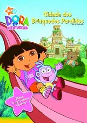 Baixe imagem de Dora A Aventureira: A Cidade Dos Brinquedos Perdidos (Dublado) sem Torrent