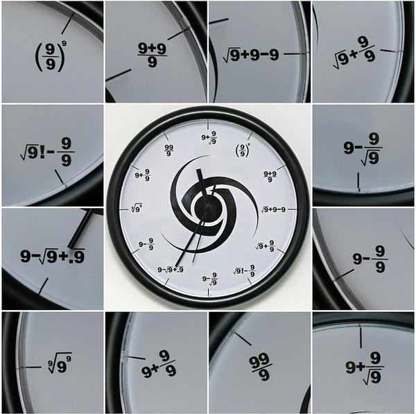 dekorasi jam dinding yang kreatif dan unik   rancangan