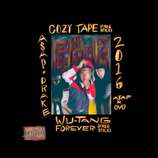 Drake & A$AP Rocky - Wu-Tang Forever (Remix)
