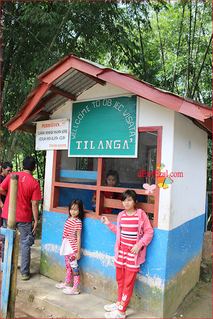 HTM Telaga Tilanga toraja sulsel