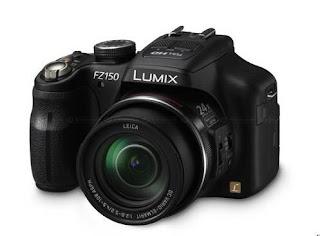 Câmera digital Panasonic Lumix DMC-FZ150