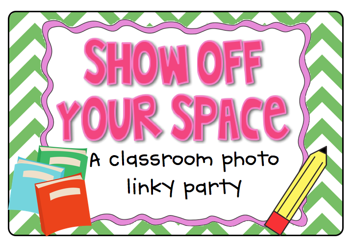 Show Off Your Space A Linky Party Swimming Into Second