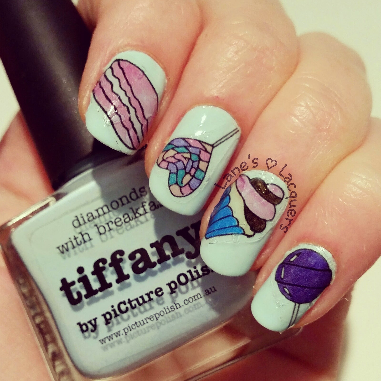 nail-doodles-sweets-cakes-water-transfer-nail-art (2)