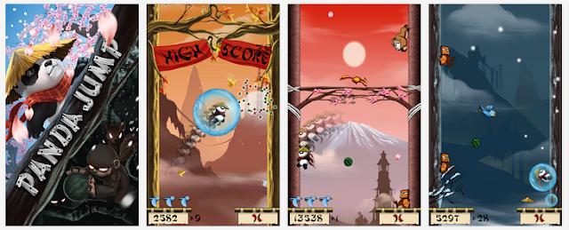 تحميل لعبة Panda Jump Seasons APK-1.0.7 لهواتف أندرويد مجاناً