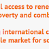 Solar Aid  International Year of light in Perreault Magazine