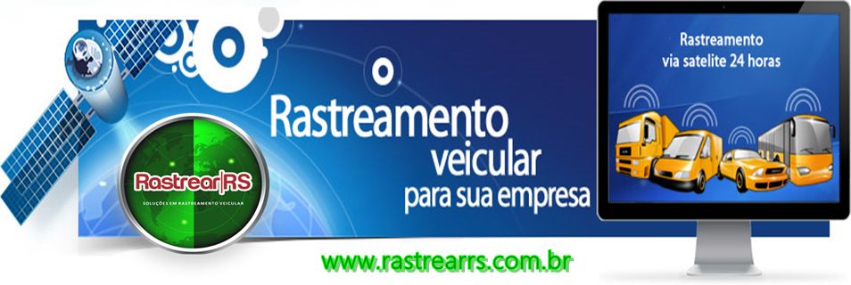 Rastrear|Rs rastreamento veicular via satélite.
