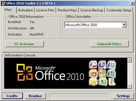 MS Office 2010 EZ Activator amp Toolkit  Pro Full Version