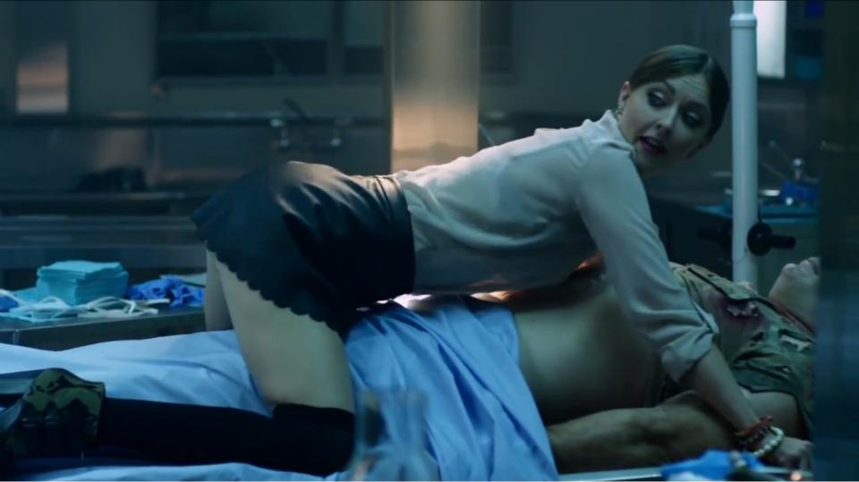 секс в морге: