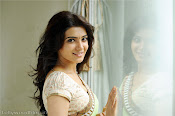 Samantha latest Gorgeous Looking Saree Photo Shoot Gallery-thumbnail-15