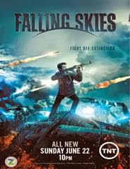 Falling Skies 1ª a 4ª Temporada Torrent